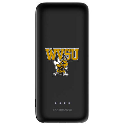 West Virginia State Univ Yellow Jackets Power Boost Mini 5,200 mAH