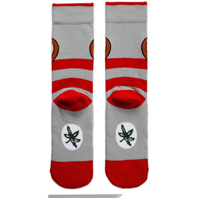 OSU Knitted Brutus socks