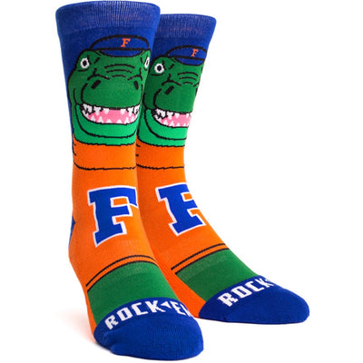 Gators Knitted Sock