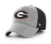 "UGA ""Blackout"" Stretch Fit Hat"