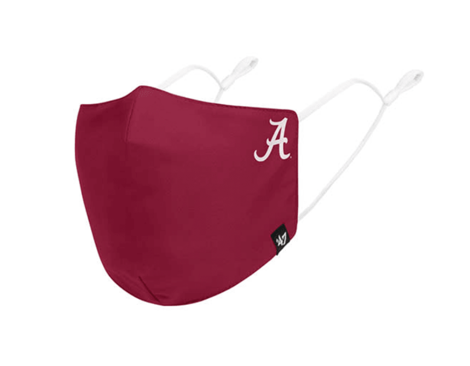 Alabama Licensed Face Cover - '47 Brand