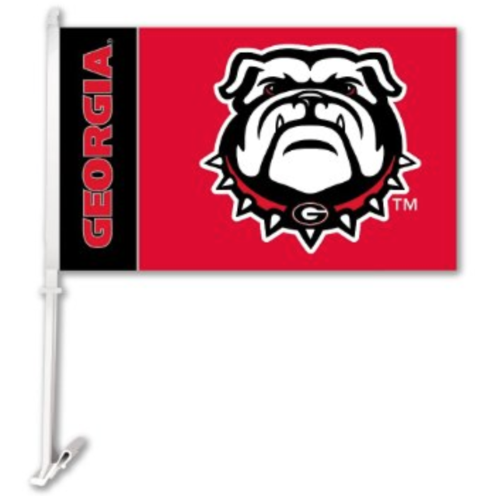 UGA Car Flags (4 Options)
