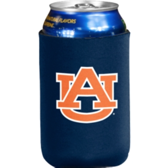 Auburn Can Coozie