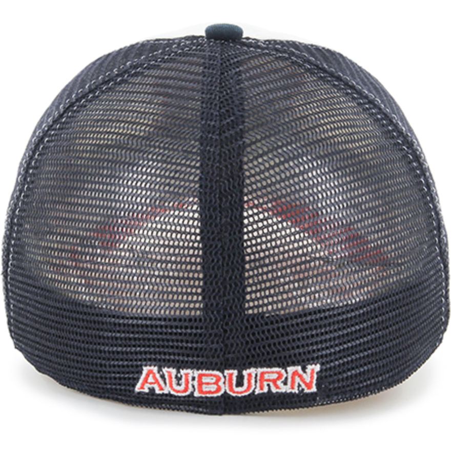 "Auburn ""Fitted Trucker"" Hat"