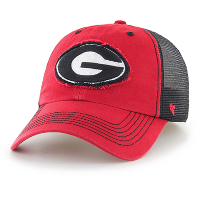 "Dawg Nation ""Fitted Trucker"" Hat"