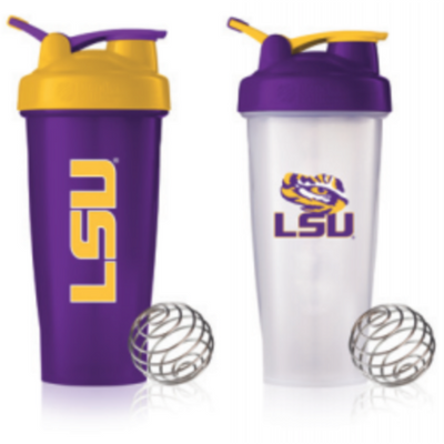 "LSU ""Blender Bottle"" Shaker"