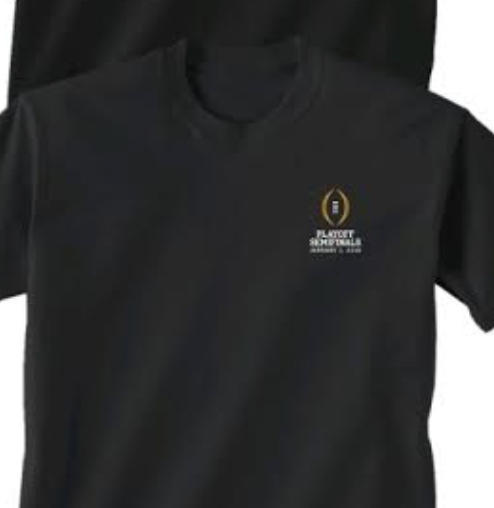 "2017 Playoffs ""4 Helmet"" Shirt"