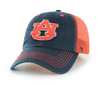 "Auburn ""Vintage AU"" Fitted Trucker"