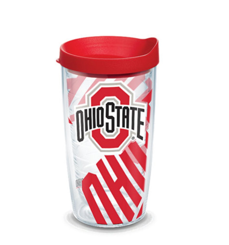 Game Day Outfitters NCAA Ohio State Buckeyes Drinkware Ice Bucket One Size//150 oz Multicolor