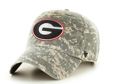 "Georgia ""Digital Camo"" OHT Hat"