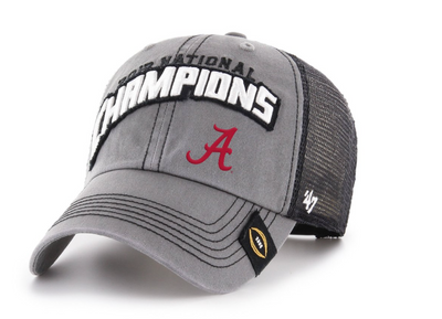 "Official Alabama National Championship ""Trucker"""