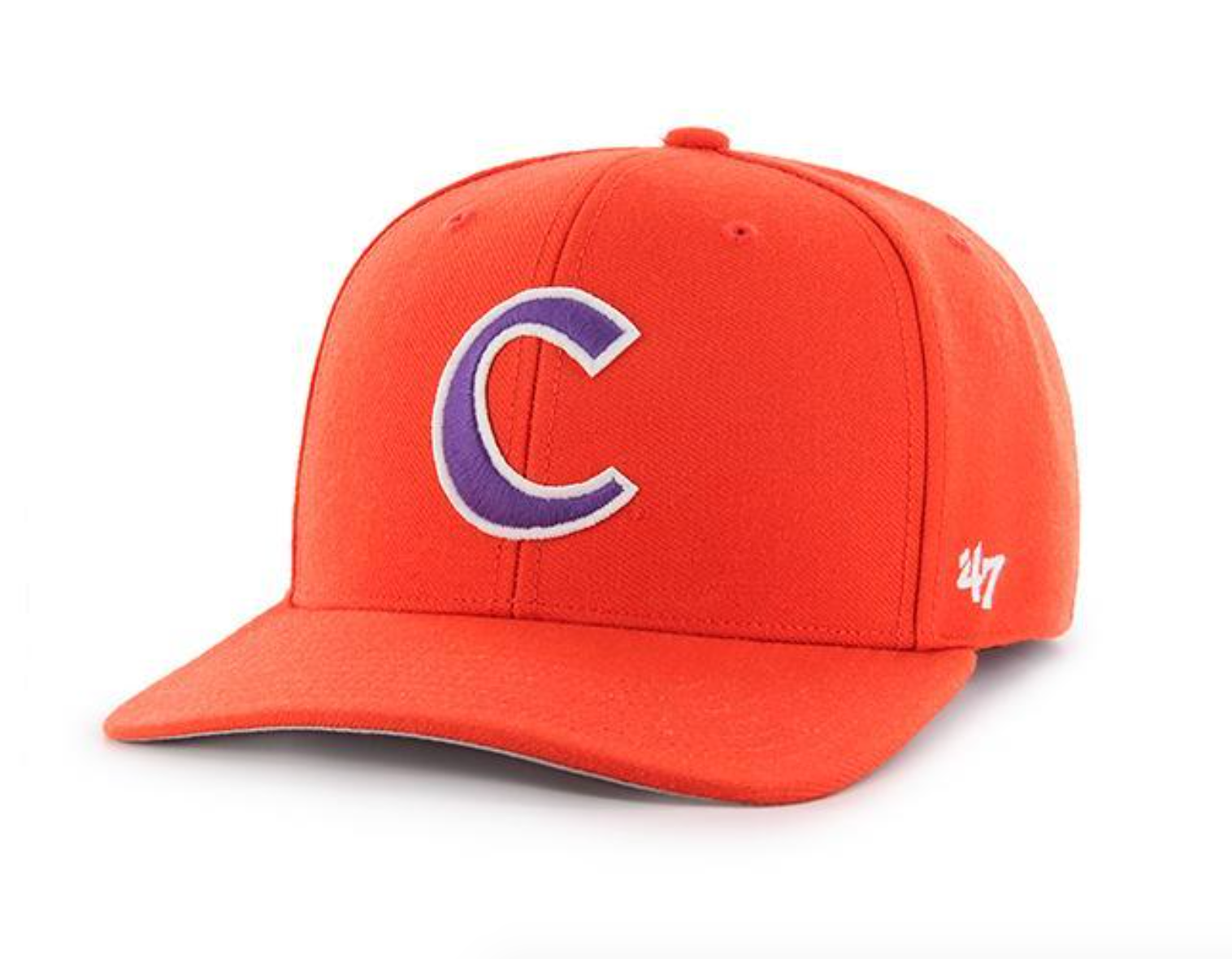 "Clemson ""2018 Deep Fit"" Hat"