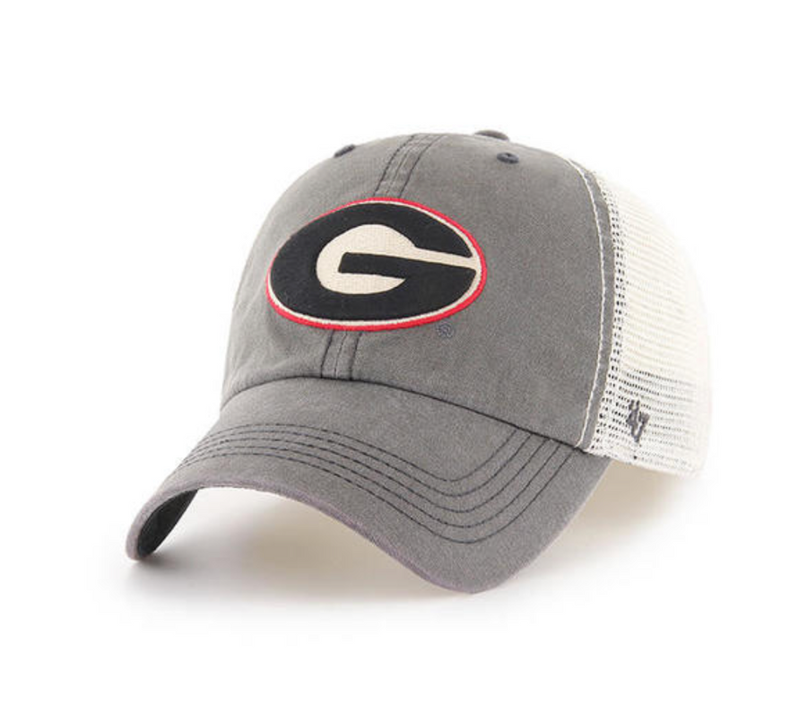 "UGA ""Sanford Stadium "" Fitted Trucker"