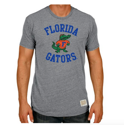 "Premium ""Gators Retro"" Tee"