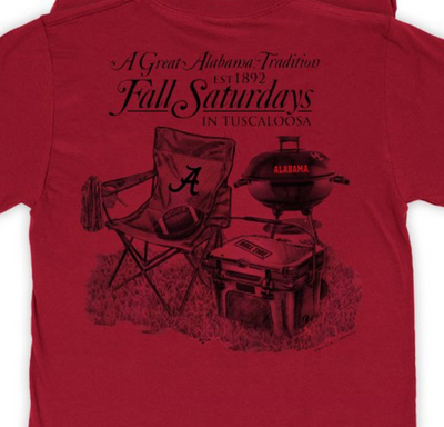 "Alabama ""Our Traditions"" T-Shirt"