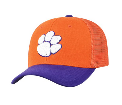 "Clemson ""Tiger Trucker"" Hat"