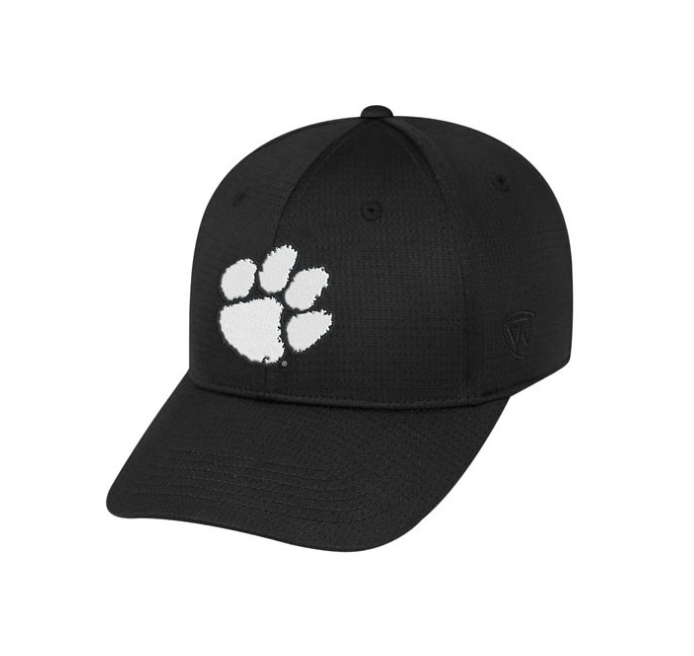 "Clemson ""Tiger Night"" Premium Stretch Fitted"