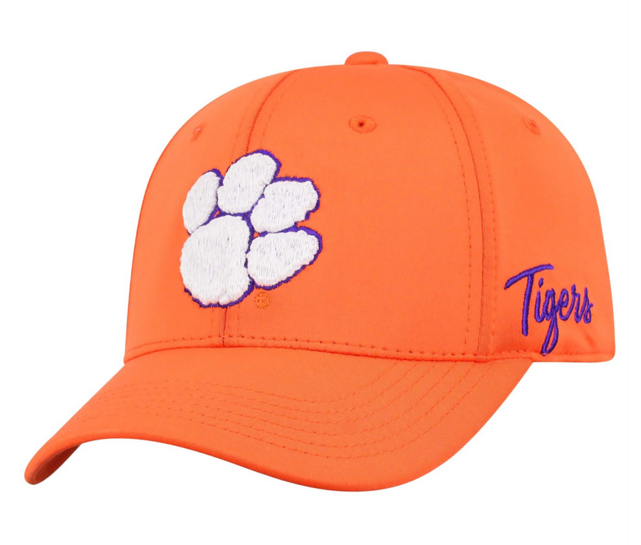 "Clemson ""Phenom"" Premium Stretch Fitted"