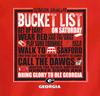 "UGA ""Bucket List"""