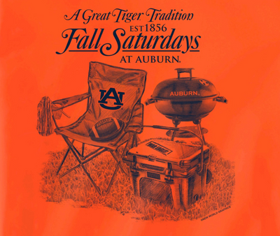 "AU ""Saturday Traditions"" Tee"