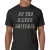 "UGA ""Silver Britches"" Vintage Scrum T"