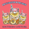 "Southern Couture ""Sweeter In The South"" Ladies T"