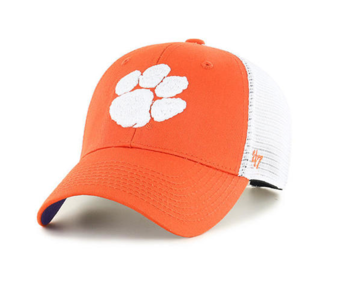 "Clemson ""Tiger Nation Trucker"" Hat"