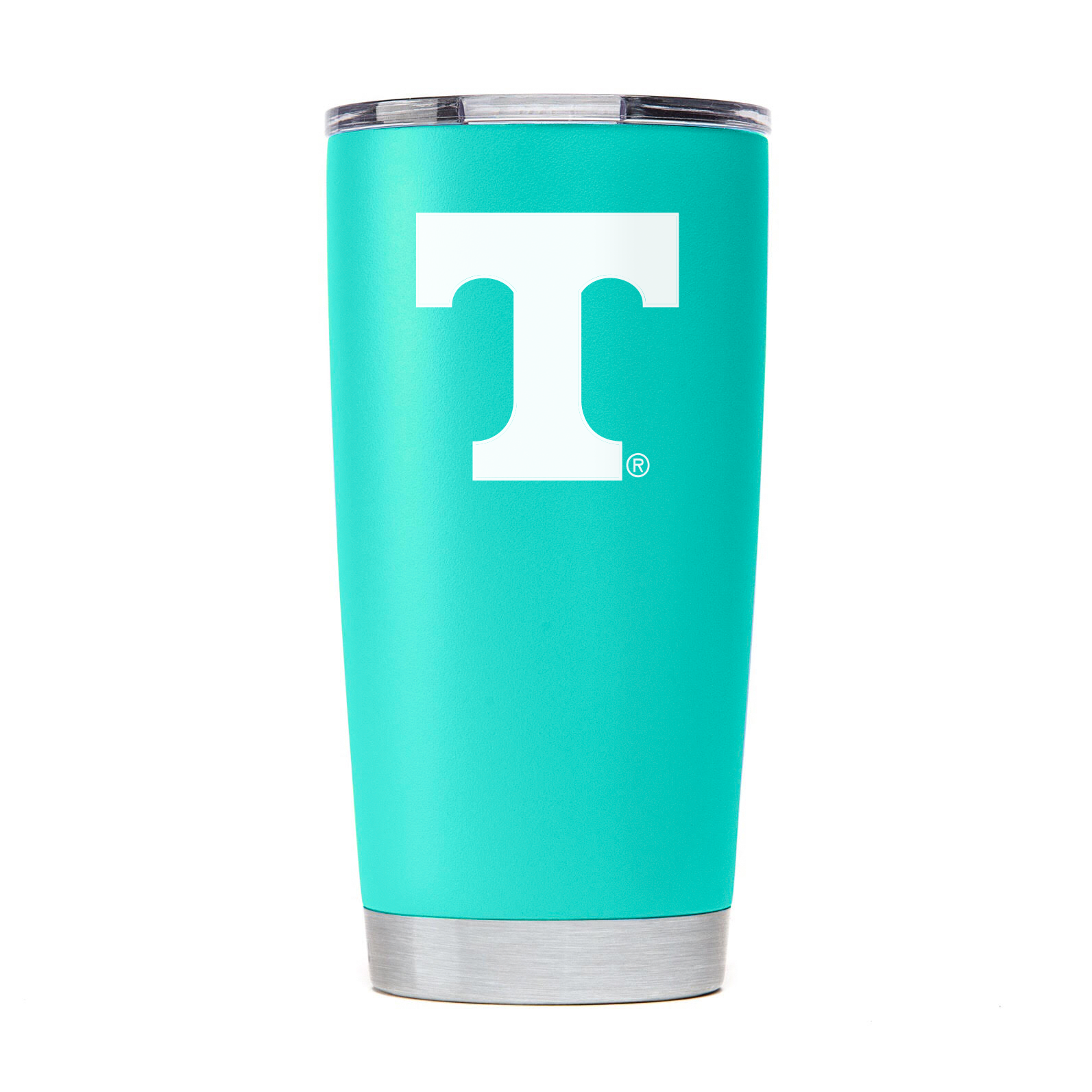 Vols Nation Tumbler - Teal Powder Coated