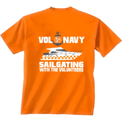 "Tennessee ""Vol Navy"" Tee"