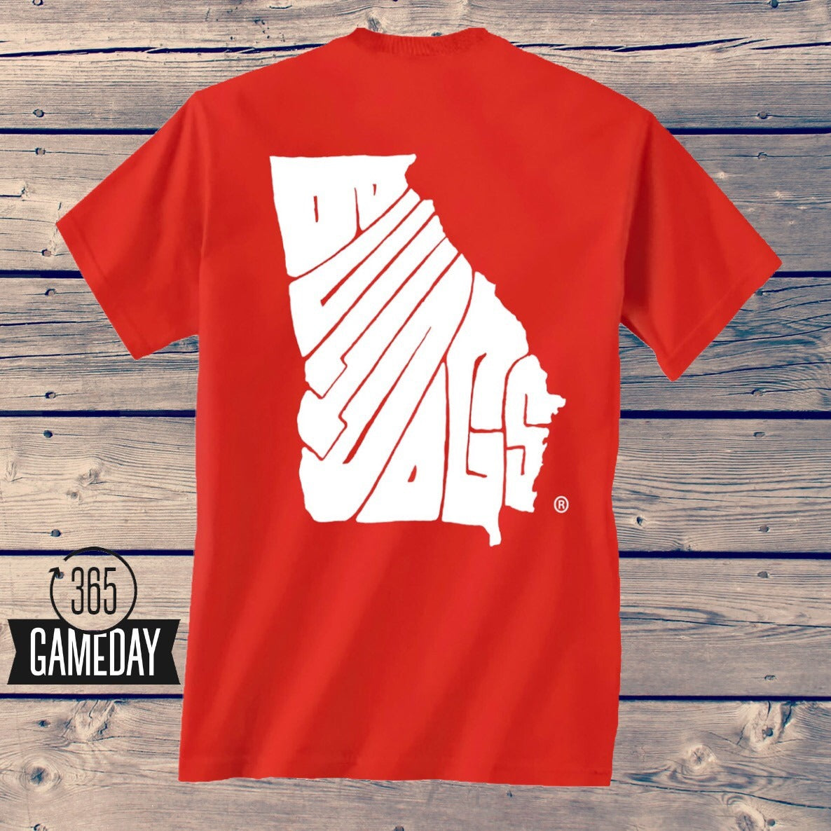 "Georgia ""Gameday"" Shirt (50% OFF)"