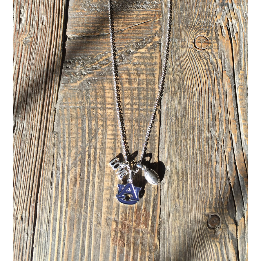 "Auburn ""Couture Love"" Necklace"