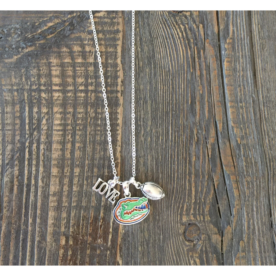 "Florida Gators ""Couture Love"" Necklace"