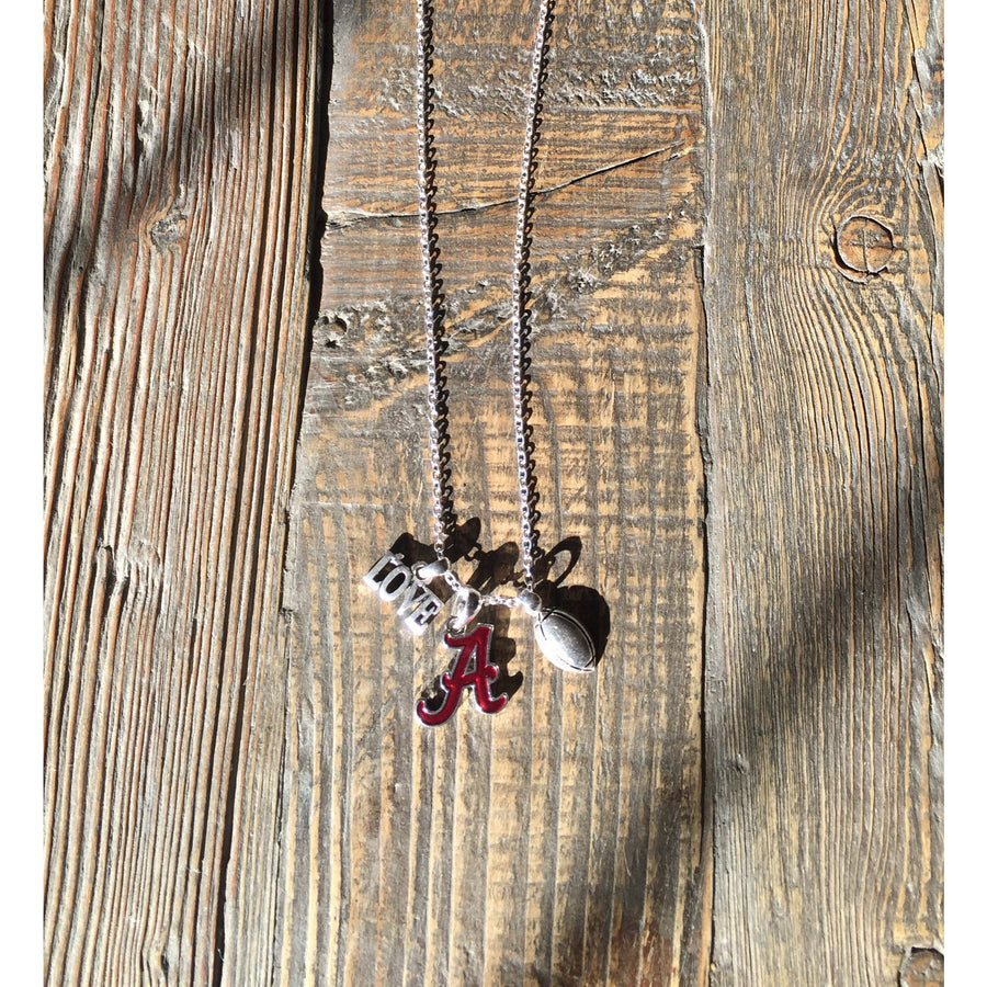 "Alabama ""Couture Love"" Necklace *"