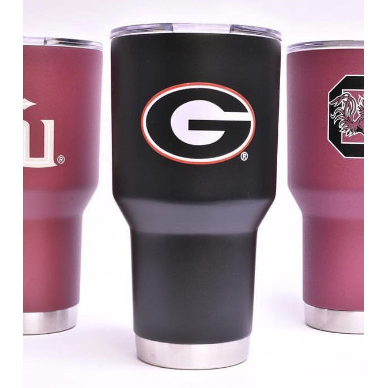 Dawg Nation Tumbler - Powder Coated