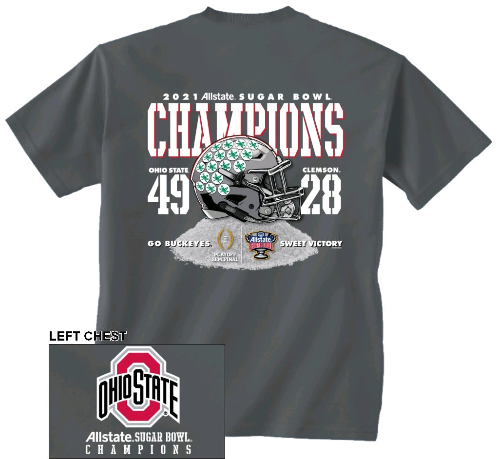 "OSU ""Sugar Bowl"" Champions vs Clemson"
