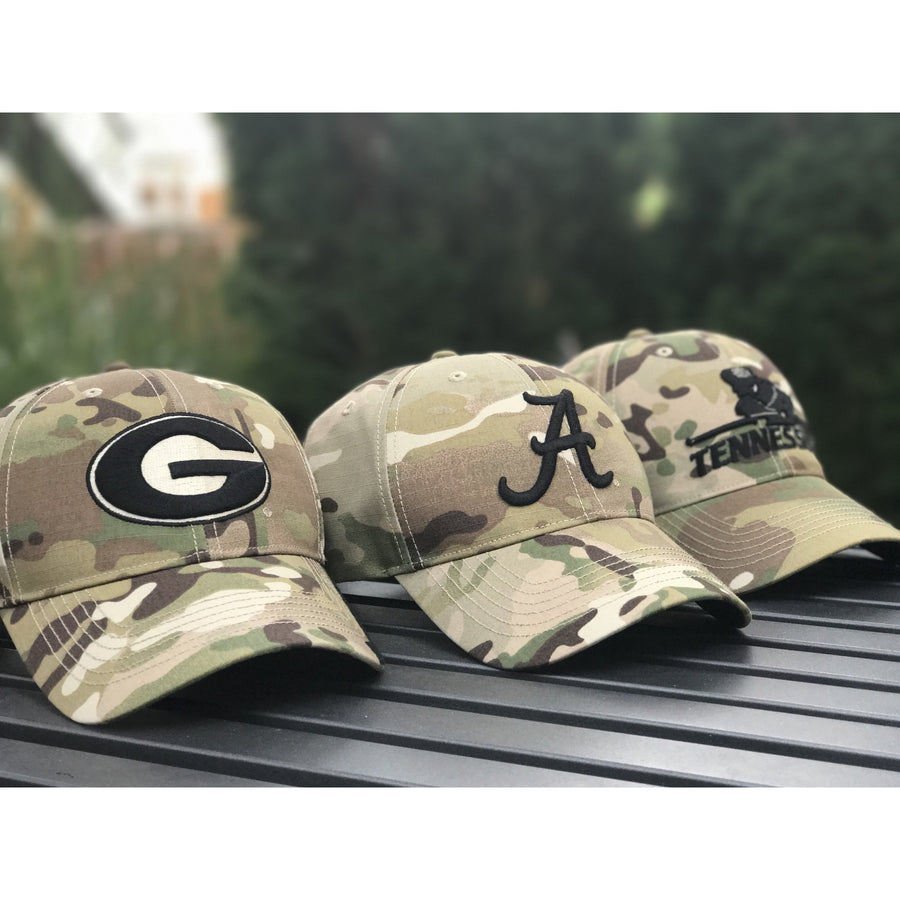 "Georgia ""Multicam"" Hat"