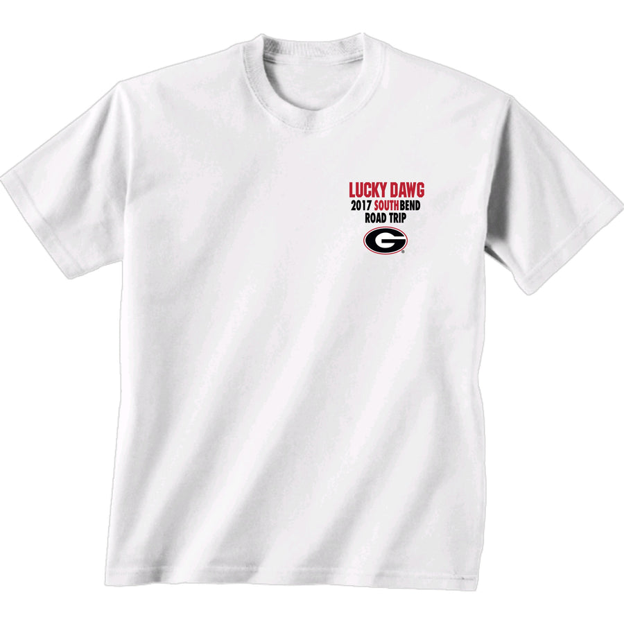 "UGA ""Dawgs Win in South Bend"" **PRE-ORDER SECOND PRINT**"