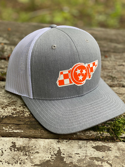 "Tennessee ""Tristar State"" Hat by State & Co."