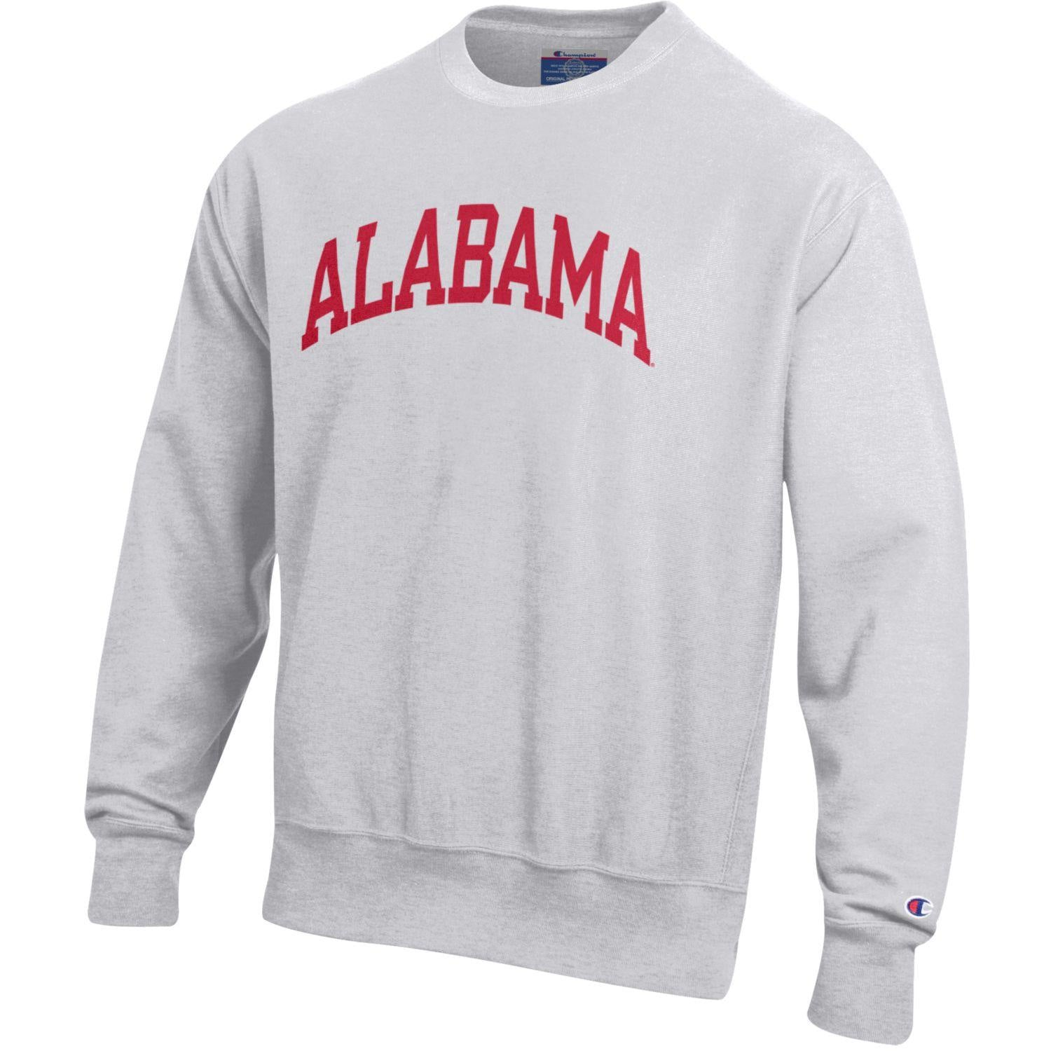 Alabama Crimson Tide Champion Reverse Weave Sweater