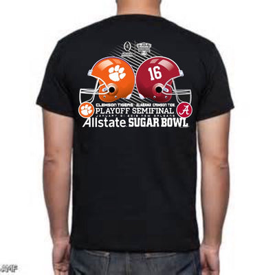 "Official ""Sugar Bowl"" Playoff T"