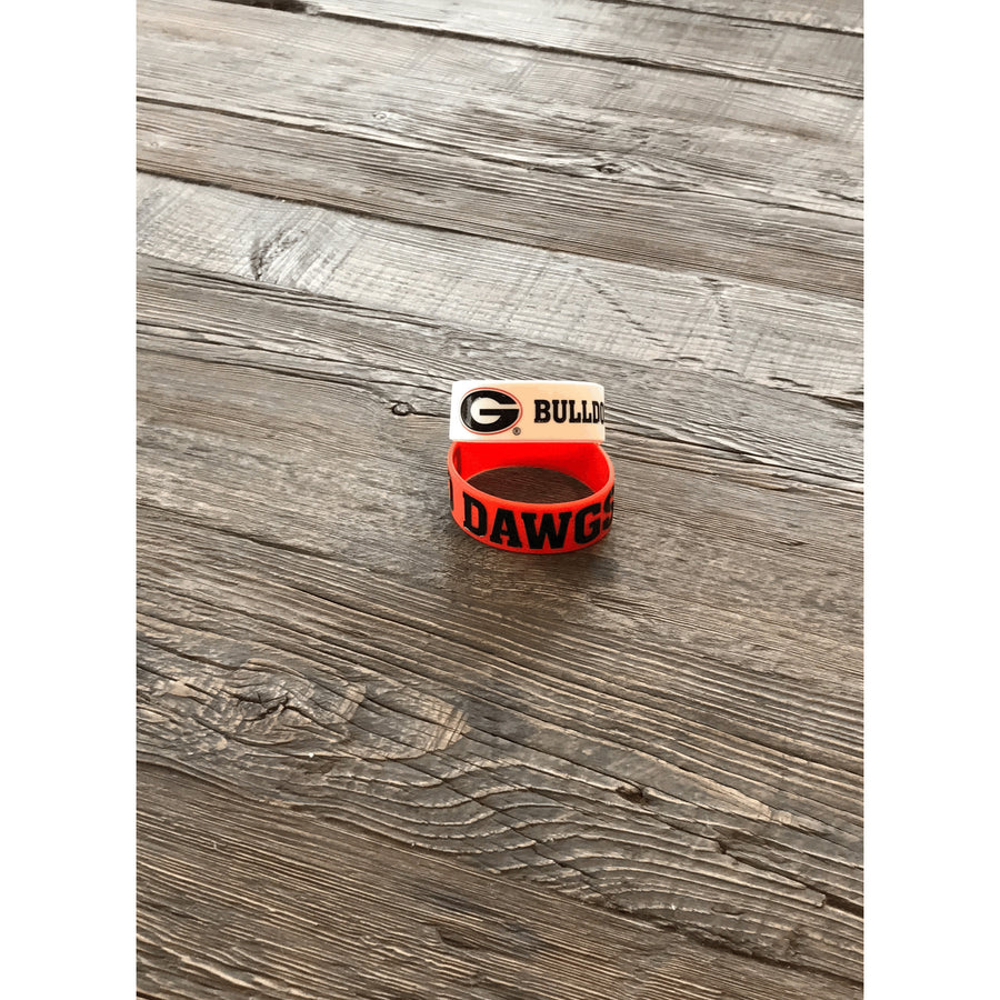 "UGA ""Fan Bandz"" 2-Pack"