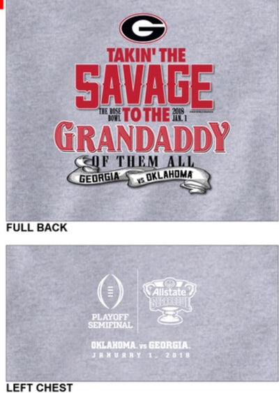 "UGA ""Grandaddy of Them All"""