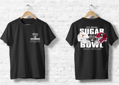 "Sugar Bowl ""Georgia vs Texas"" Showdown"