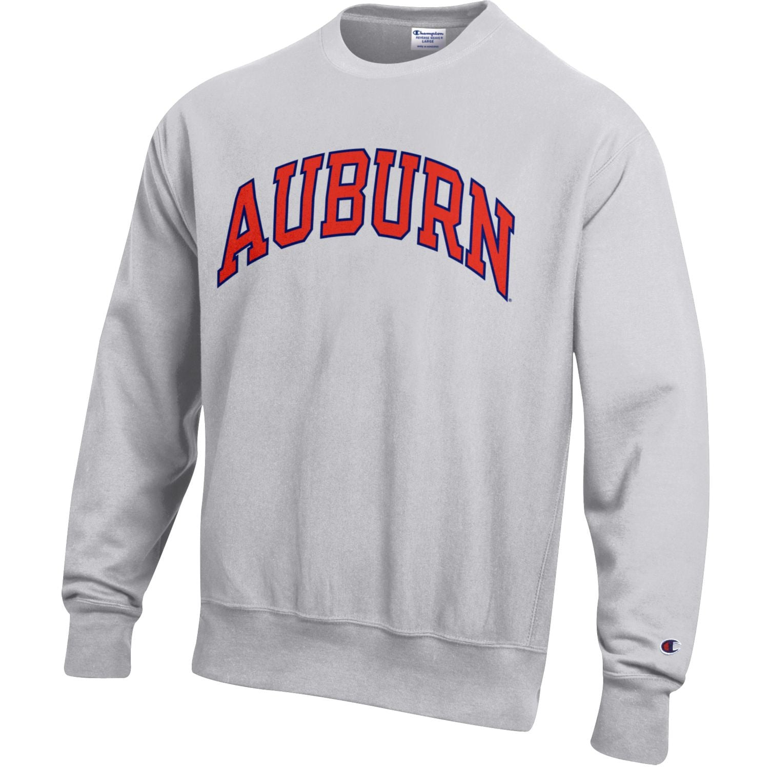 Auburn Tigers Champion Reverse Weave Sweater