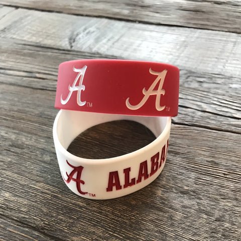 "Alabama ""Fan Bandz"" 2-Pack"