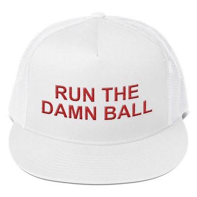 """Run The Ball"" Trucker Cap"