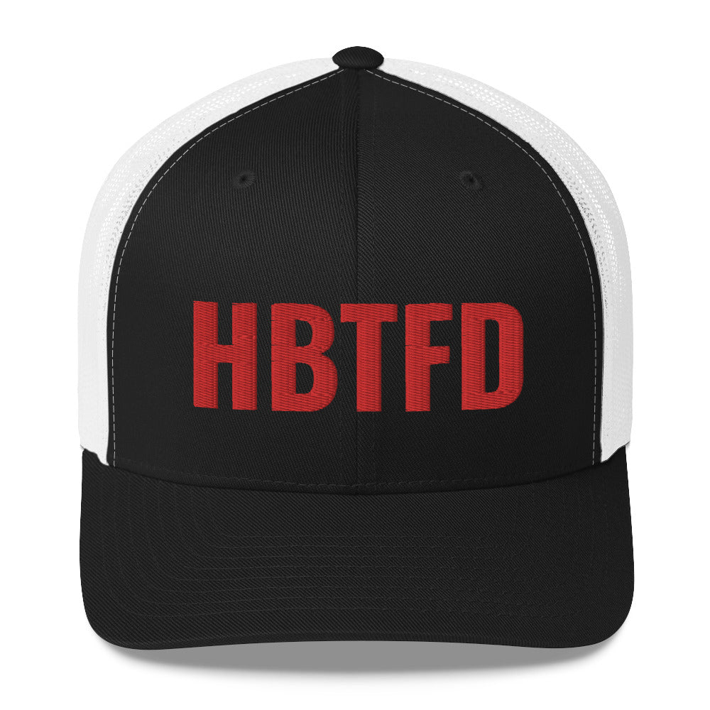 That's What I Told 'Em -Trucker Cap (HBTFD)