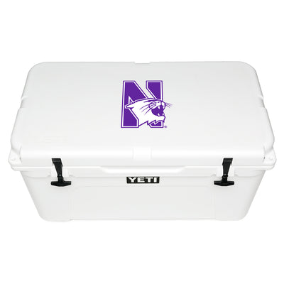 Northwestern YETI Coolers