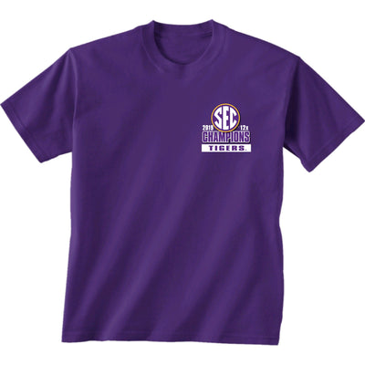 LSU 2019 SEC CHAMPIONS! *Official T-Shirt