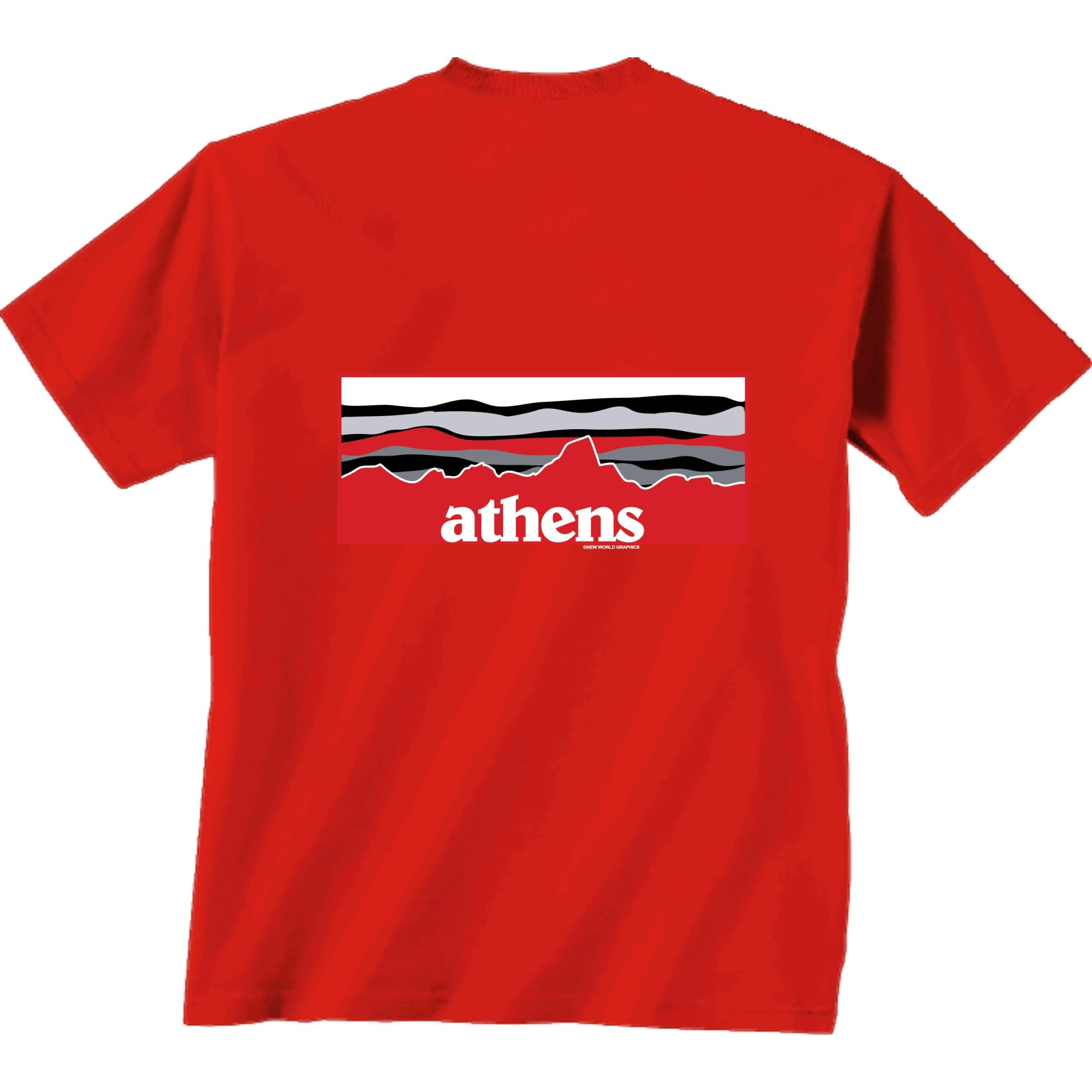 "UGA ""Fall in the Air"" Tee"